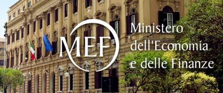 Ministero dell'Economia e delle Finanze