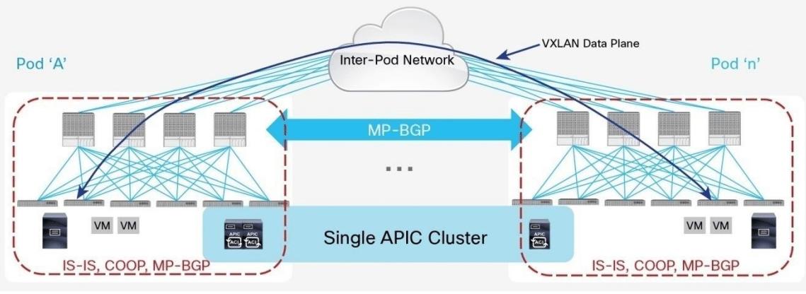 Cisco ACI Multi POD