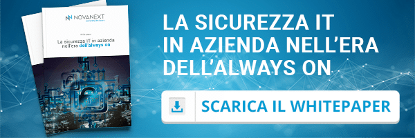 La sicurezza IT in azienda nell'era dell'always on